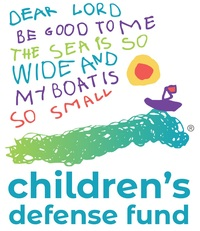 Children's Defense Fund logo (PRNewsFoto/Children's Defense Fund)