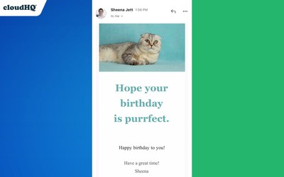 Free email templates you can access right from your phone