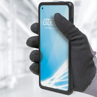 Pepperl+Fuchs ecom, the leading manufacturer of smartphones rated for hazardous areas, now offers a mobile solution for frontline workers in Division 2 areas – Ex-Cover Pro D2. Building on the strengths of the Samsung Galaxy XCover Pro, the Ex-Cover Pro D2 is certified for use in potentially volatile settings including oil and gas, chemical, petrochemical and pharmaceutical industries.