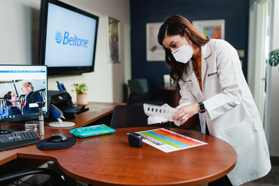 "Beltone and Clorox Team Up to Help Provide a ""Safe & Sound"" Hearing Care Environment"