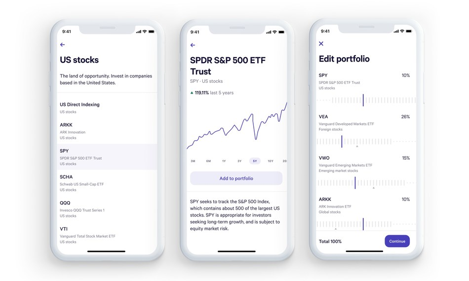 Wealthfront's New Investment Offering