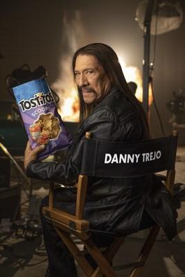 Danny Trejos x Tostitos