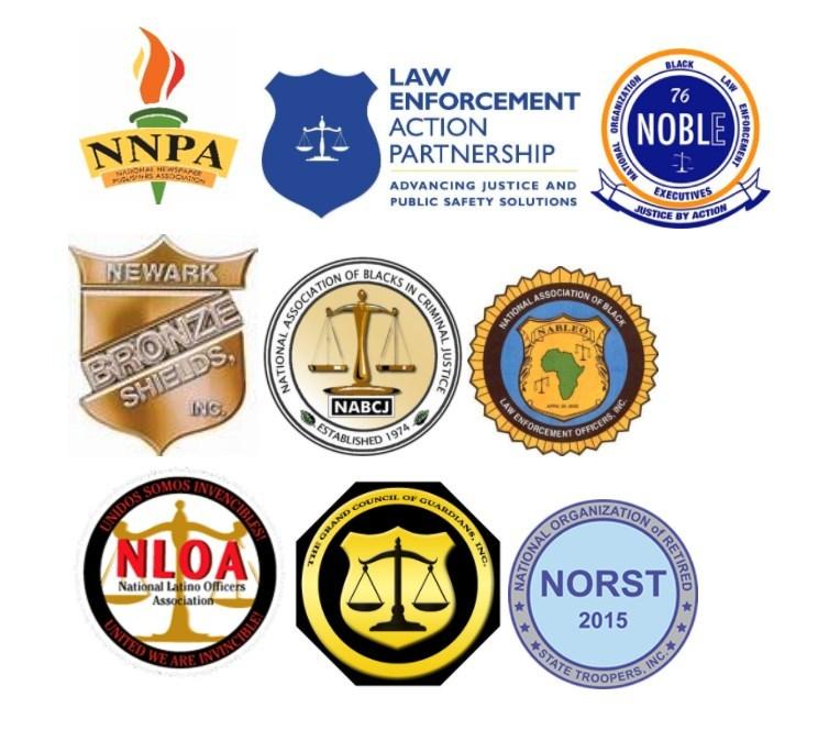 National Black & Hispanic Editors, Publishers, Law Enforcement Groups
