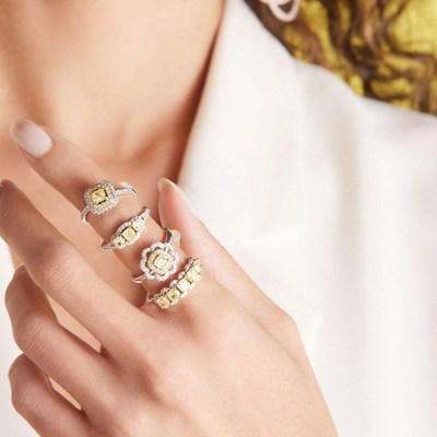 Le Vian Sunny Yellow Diamonds® collection at Jared