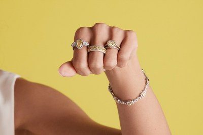 Le Vian Sunny Yellow Diamonds® One of a Kind High Jewelry Designs