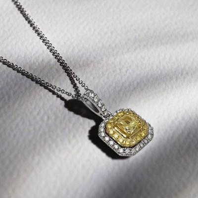 Le Vian Sunny Yellow Diamonds® Pendant at Jared, $4,499.99