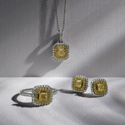 Le Vian Sunny Yellow Diamonds exclusively at Jared