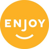 """Enjoy is a technology-powered platform reinventing """"Commerce at Home"""" by providing a personalised, high-touch retail experience in the comfort of home. (PRNewsfoto/Enjoy)"""