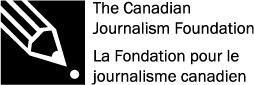 Canadian Journalism Foundation (CJF) Logo (CNW Group/Canadian Journalism Foundation)
