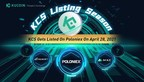 KuCoin Token (KCS) Gets Listed On Poloniex...