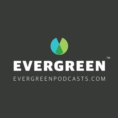 Logo Evergreen Podcasts