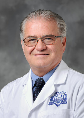 William O'Neill, M.D., William O'Neill, M.D., medical director of Henry Ford's Center for Structural Heart Disease and principal investigator of the study.