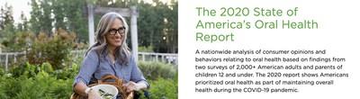 Delta Dental's 2020 State of America's Oral Health Report