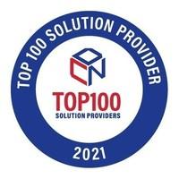 Watserv命名为第二年的100个解决方案提供商,展示了卓越的承诺