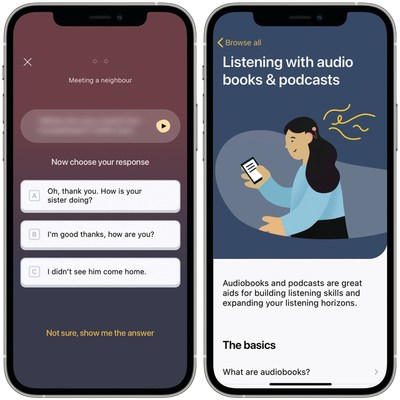 Cochlear CoPilot is a new mobile app to improve hearing techniques. The app is designed for iPhone to provide cochlear implant recipients with information, personalized support, and practical tips for hearing, listening and communication all in the palm of their hand.