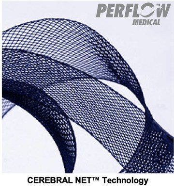 Cutting edge CEREBRAL NET™ Technology is a braided net configuration that optimizes physician control and device compliance across the Stream™ and Cascade™ neurovascular device families.