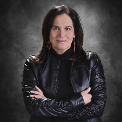 Edith Cloutier, directrice du Centre d'amitié autochtone de Val-d'Or (Crédit : Paul Brindamour) (Groupe CNW/Institut National de la recherche scientifique (INRS))