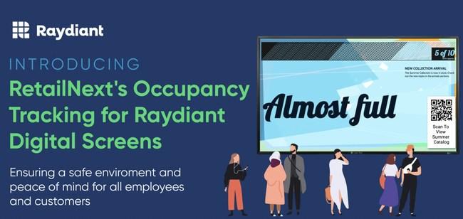 Raydiant + RetailNext Partnership