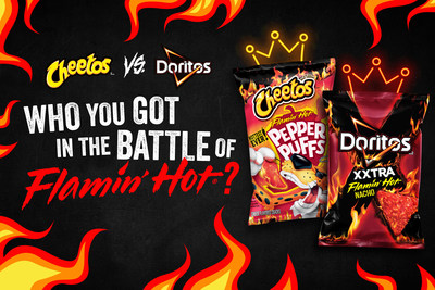 Who You Got in the Battle of Flamin' Hot?