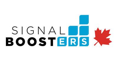 Signal Boosters Canada Logo (PRNewsfoto/Signal Boosters)