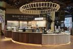 illycaffè Opens Gran Caffè illy at Eataly London...