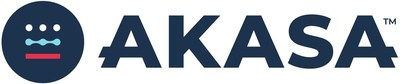 AKASA Full Color Logo (PRNewsfoto/AKASA)