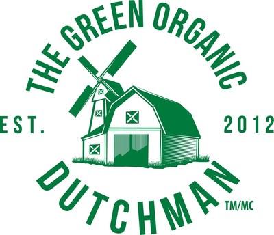 The Green Organic Dutchman Holdings Ltd. Logo (CNW Group/The Green Organic Dutchman Holdings Ltd.)
