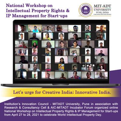 National Workshop on IPR