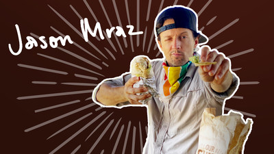 Grammy-winning musician and longstanding Chipotle avocado supplier Jason Mraz will join the Chipotle Aluminaries Project as a mentor. The Aluminaries Project is an accelerator program designed to support ventures from across the country that are building sustainable, equitable, and efficient food systems.