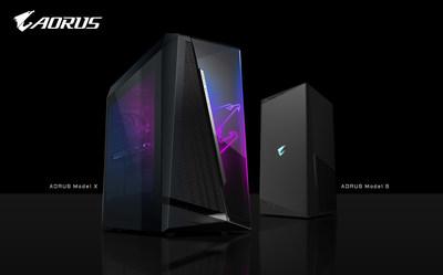 GIGABYTE anuncia os primeiros PCs para jogos com ajuste de fábrica do mundo
