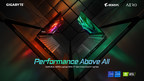Performance Above All -- GIGABYTE Released New Laptops with...