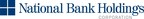 National Bank Holdings Corporation Announces Second Quarter 2017 Financial Results