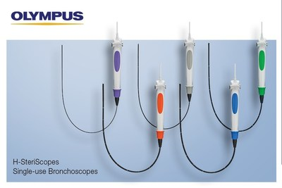 Today Olympus announced the expansion of our respiratory portfolio with the launch of our first line of single-use bronchoscopes, the H-SteriScopes. Available in five models, this disposable bronchoscope includes premium features that will help clinicians target, diagnose and treat patients while enhancing workflow and productivity.