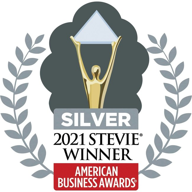 Hope Realized Book Honored as Silver Stevie® Award Winner in 2021 American Business Awards®