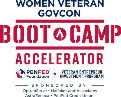 Halfaker and Associates is a proud sponsor of the Women Veteran Boot Camp Accelerator Program