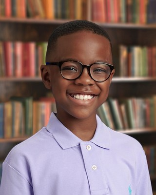 Orion Jean earned a scholarship for learning about a problem and working toward a solution.