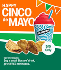 7-Eleven Spices Up Cinco de Mayo with Dollar Slurpee + Free Mini...