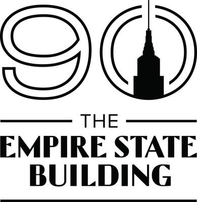 90.° aniversario del edificio Empire State (PRNewsfoto/Empire State Realty Trust, Inc.)