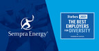 Sempra Energy Named One Of 'America's Best Employers For...