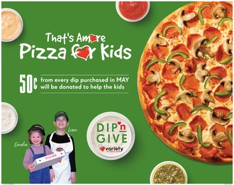 Pizza Nova的甜蜜披萨2021年(CNW Group / Pizza Nova)