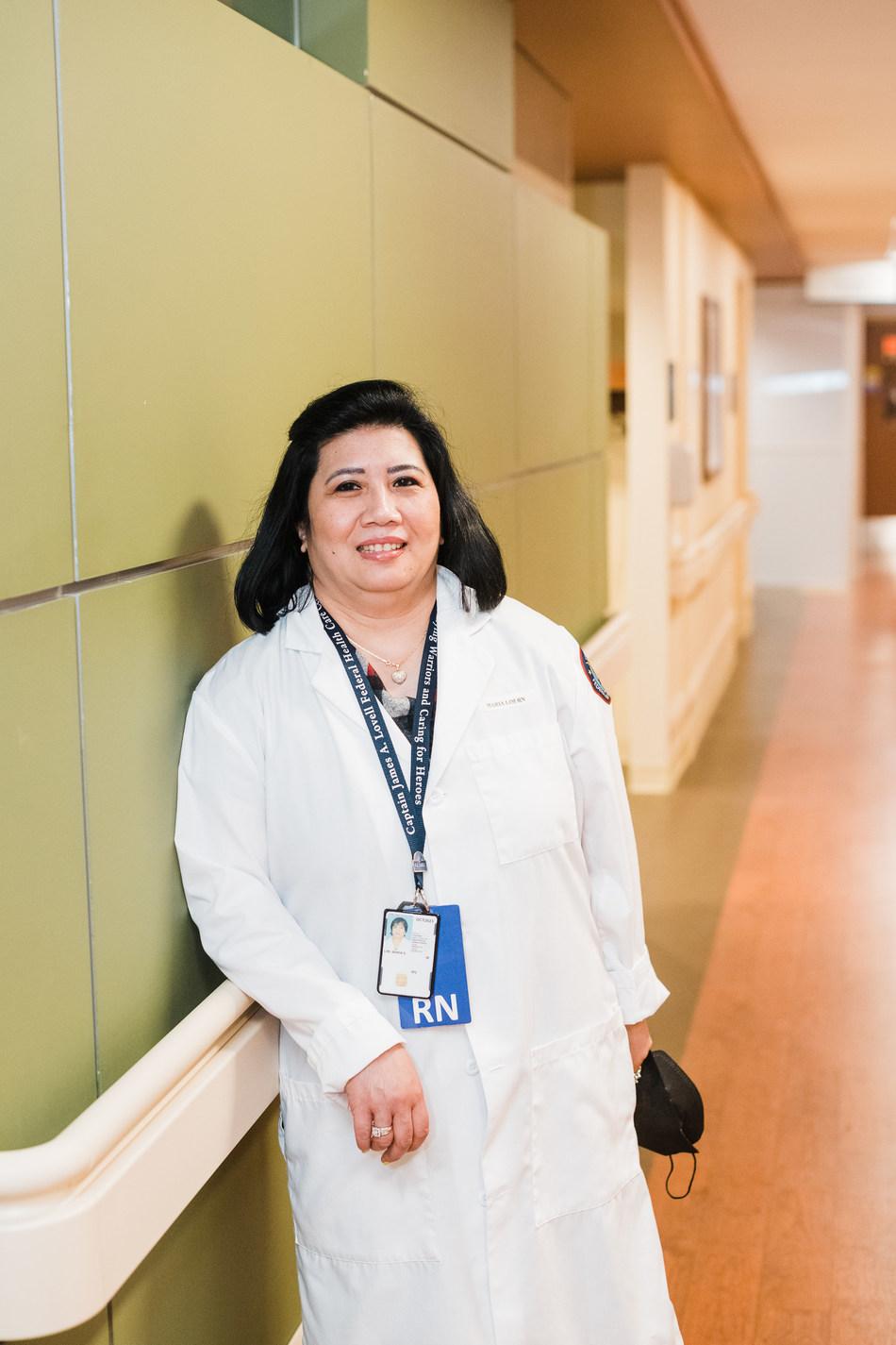 Maria Lim, B.S.N., RN, OCN, BMTCN, was named overall winner of the 2021 Extraordinary Healer® Award for Oncology Nursing.