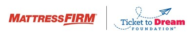 Mattress Firm and Ticket to Dream Foundation