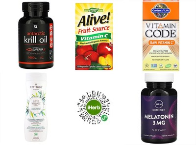 iHerb provides discounts on a rich line-up of products as part of the promotional event (PRNewsfoto/iHerb)