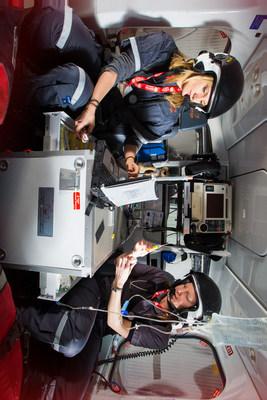 ORNGE Paramedics working (CNW Group/Unifor National)