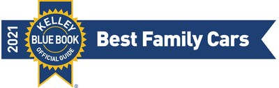 To help narrow down the consideration set, the experts at Kelley Blue Book named the Best Family Cars of 2021 to aid parents in deciding which new vehicle best suits their family.