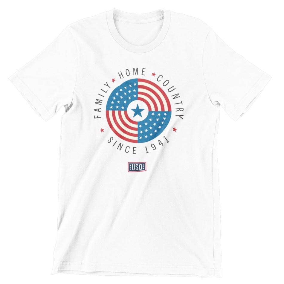 2021 USO T-Shirt
