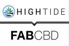High Tide Increases U.S. Presence Through Acquisition of Leading CBD E-Commerce Retailer FABCBD