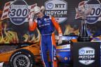 Dixon domina en Texas y se hace con la tercera victoria...