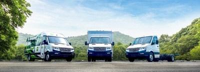 GreenPower's EV Star Plus, EV Star CarGo and EV Star CC