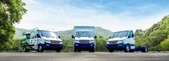 GreenPower的EV Star Plus,EV星级货物和EV Star CC